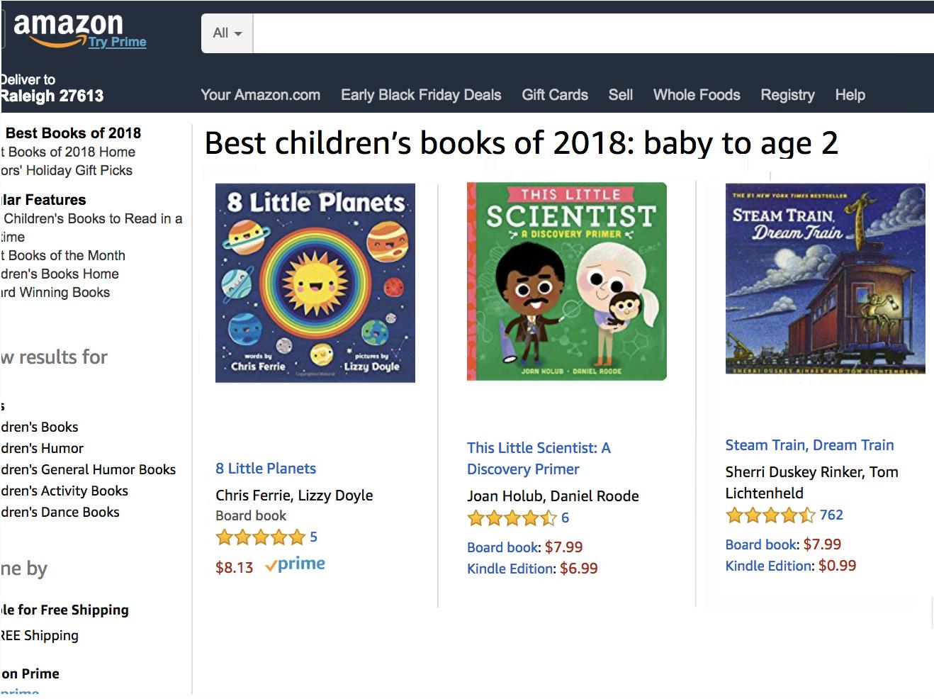 Amazon Best Children's Books of 2018 Holub Roode This Little Scientist.jpg
