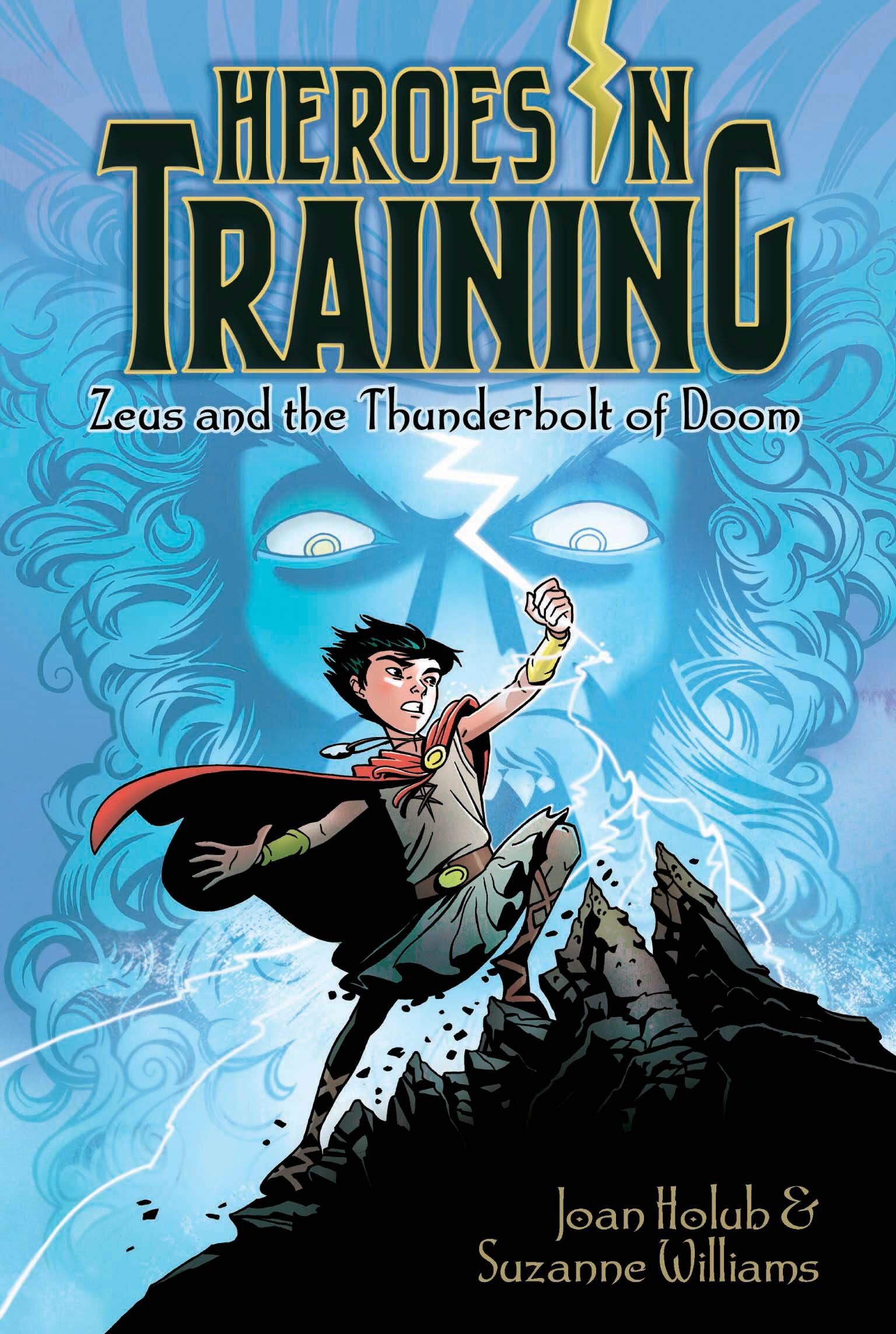Heroes In Training book series (ages 6-10)