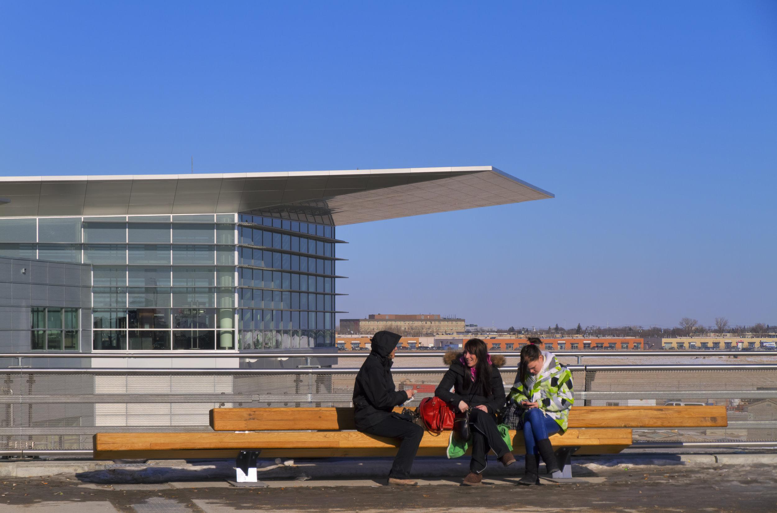 Video: Winnipeg Terminal