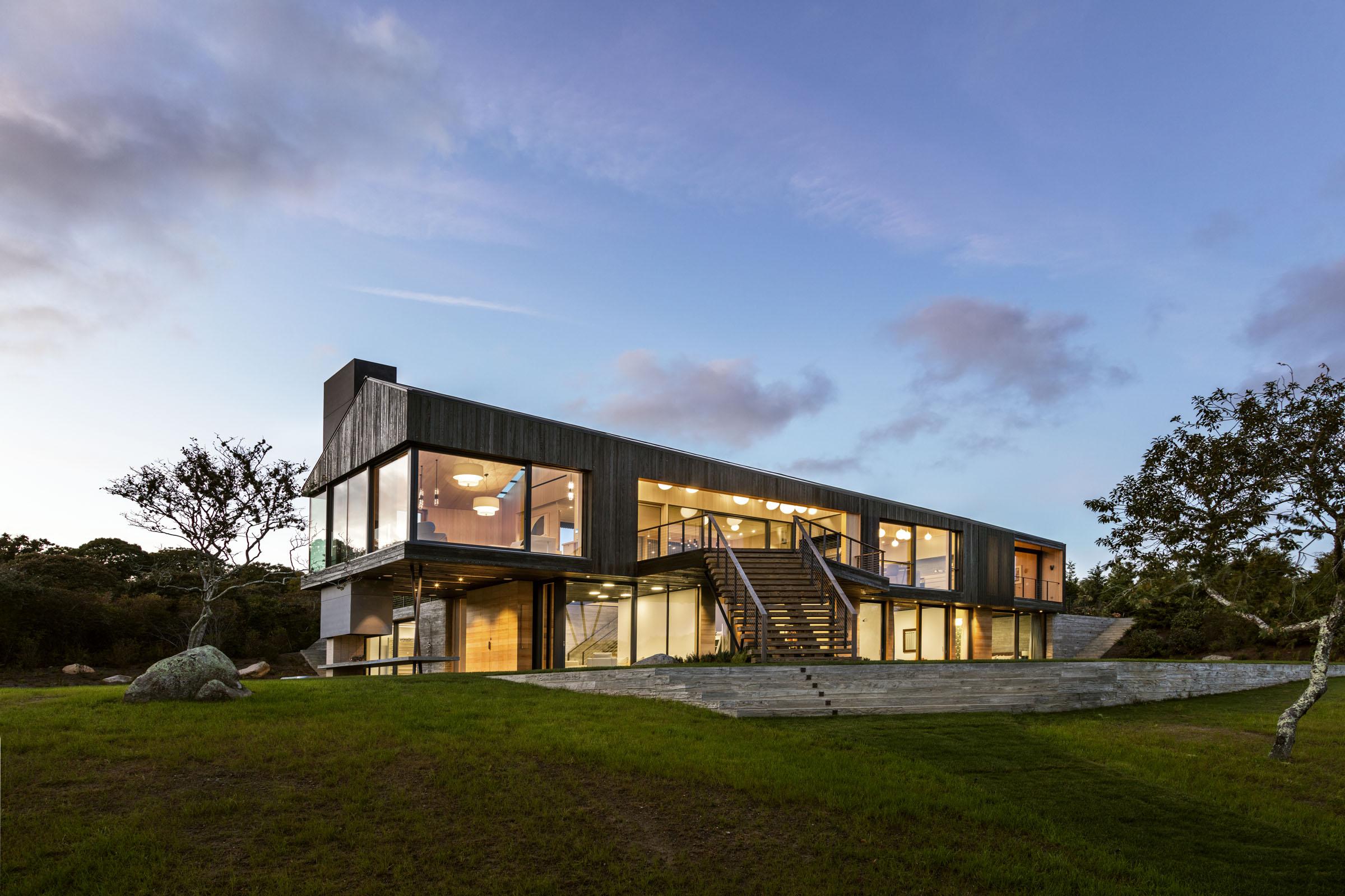 Martha's Vineyard Residence,Martha's Vineyard MA,Gray Organschi Architecture. © David Sundberg/Esto