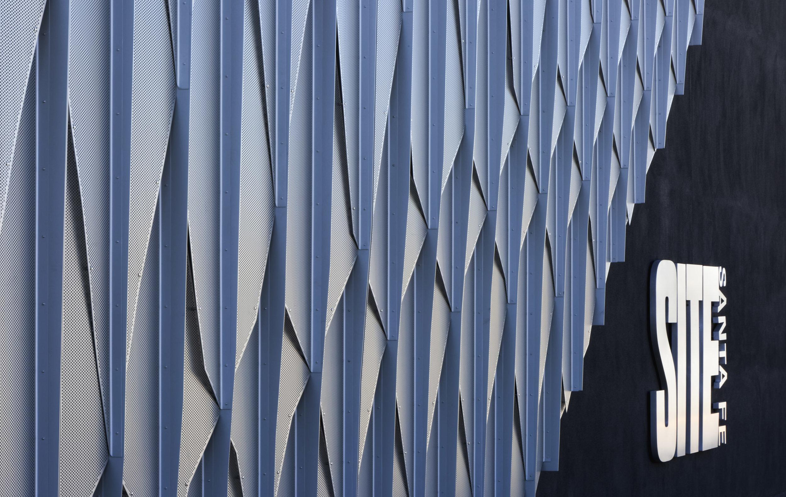 SITE Santa Fe, Santa Fe NM, SHoP Architects. © Jeff Goldberg/Esto