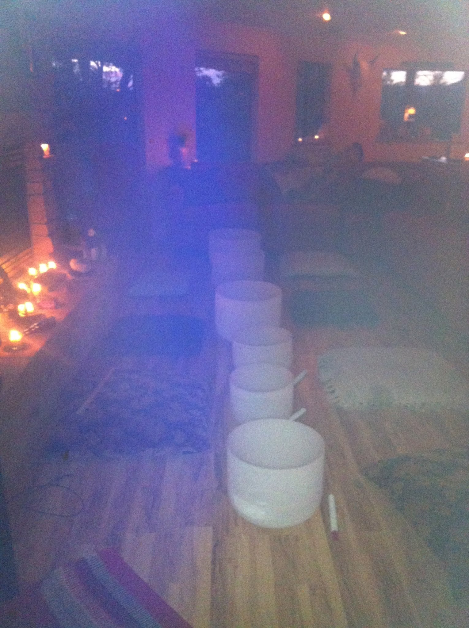 Sound Healing with the Crystal Chakra Bowls and Drum - Meaghan uses the principles of Pranic Healing through the Bowls for powerful, deep cleansing and energizing. Many are experiencing miraculous results!$200 For groups or private sessions.