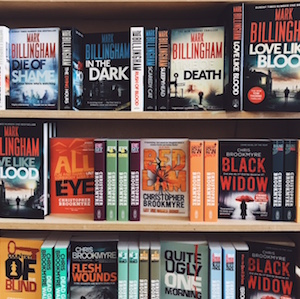 Brookmyre Books.JPG