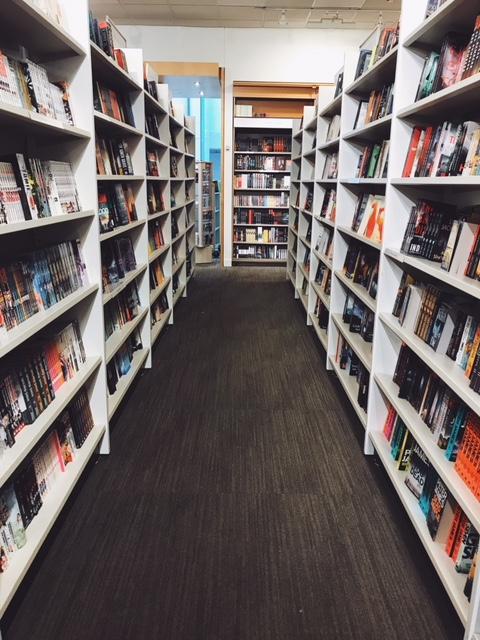 Chapters Indigo Bookshelves.JPG