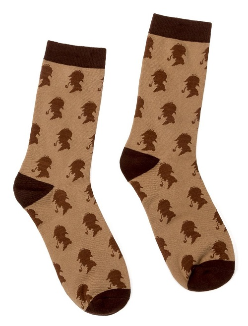 Holiday_Sherlock Socks.jpg