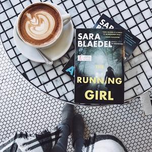 The Running Girl Sara Blaedel.jpg