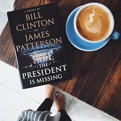 The President is Missing.JPG
