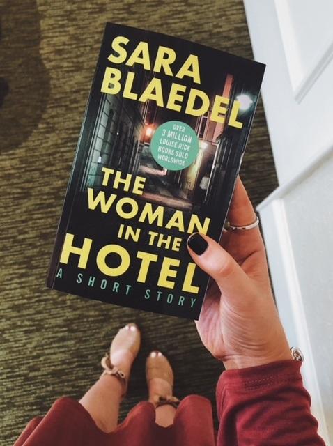 Sara Blaedel The Woman in the Hotel.jpg
