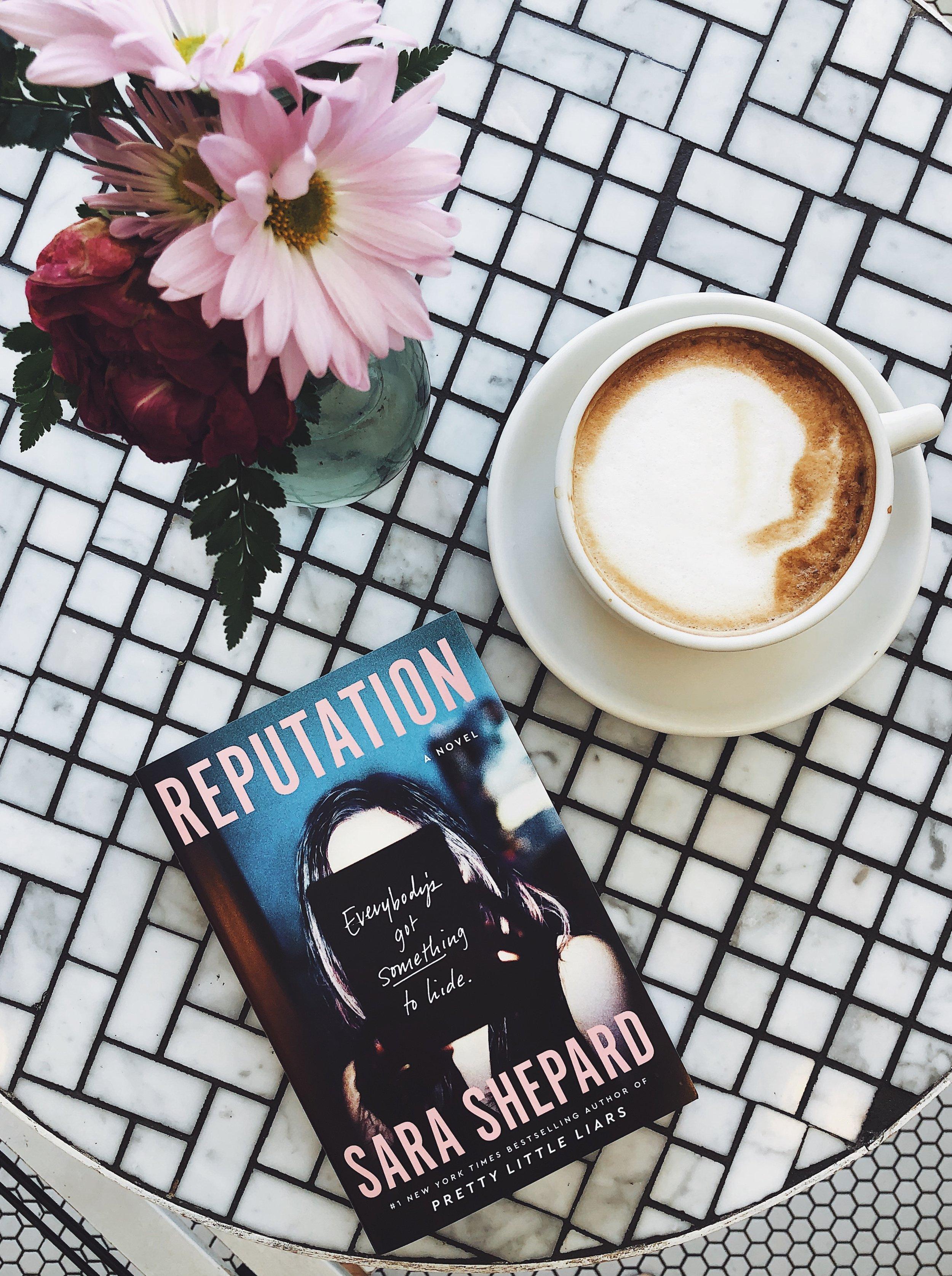 Reputation-Sara Shepard2.JPG