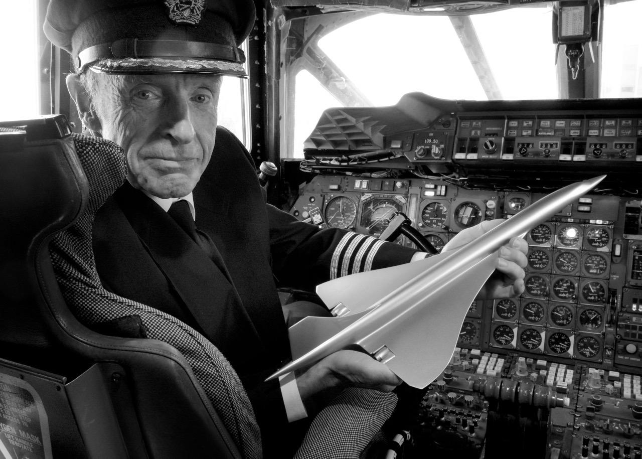 Christopher Orlebar - Concorde pilot & writer