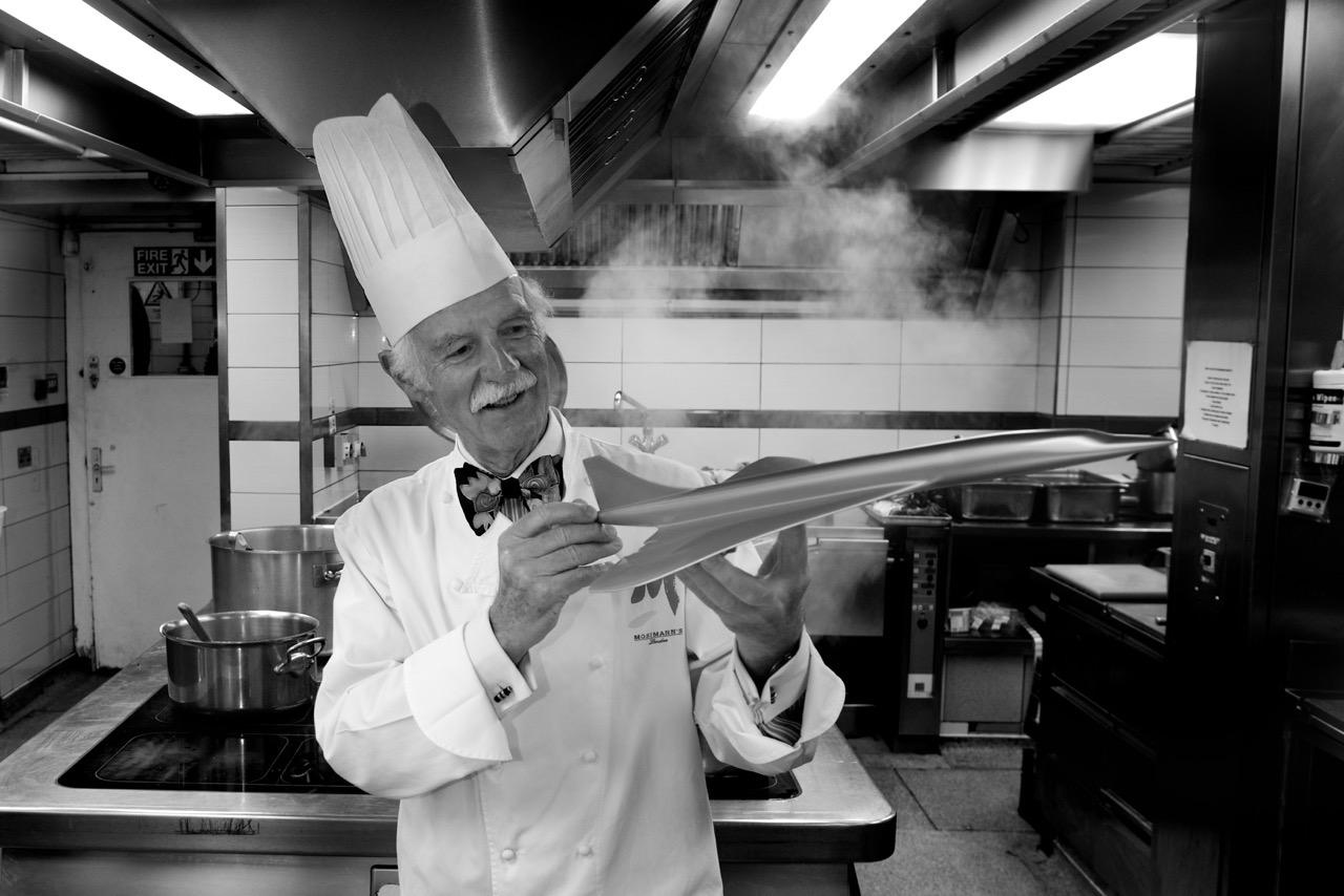 Anton Mosimann OBE - Chef
