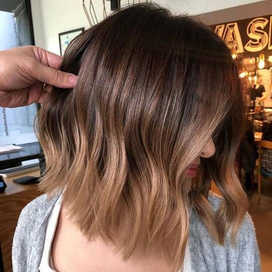 Brunette Melding - This new coloring technique is all the rage here at Urban Allure Salon & Spa! Brandon Curtis of L'Oréal Professional came by to train us a few weeks back and were totally obsessed.