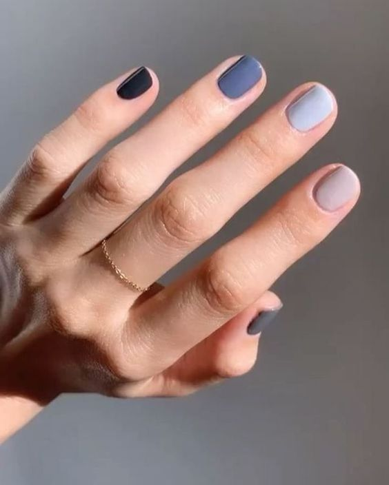Ombre Manicure -