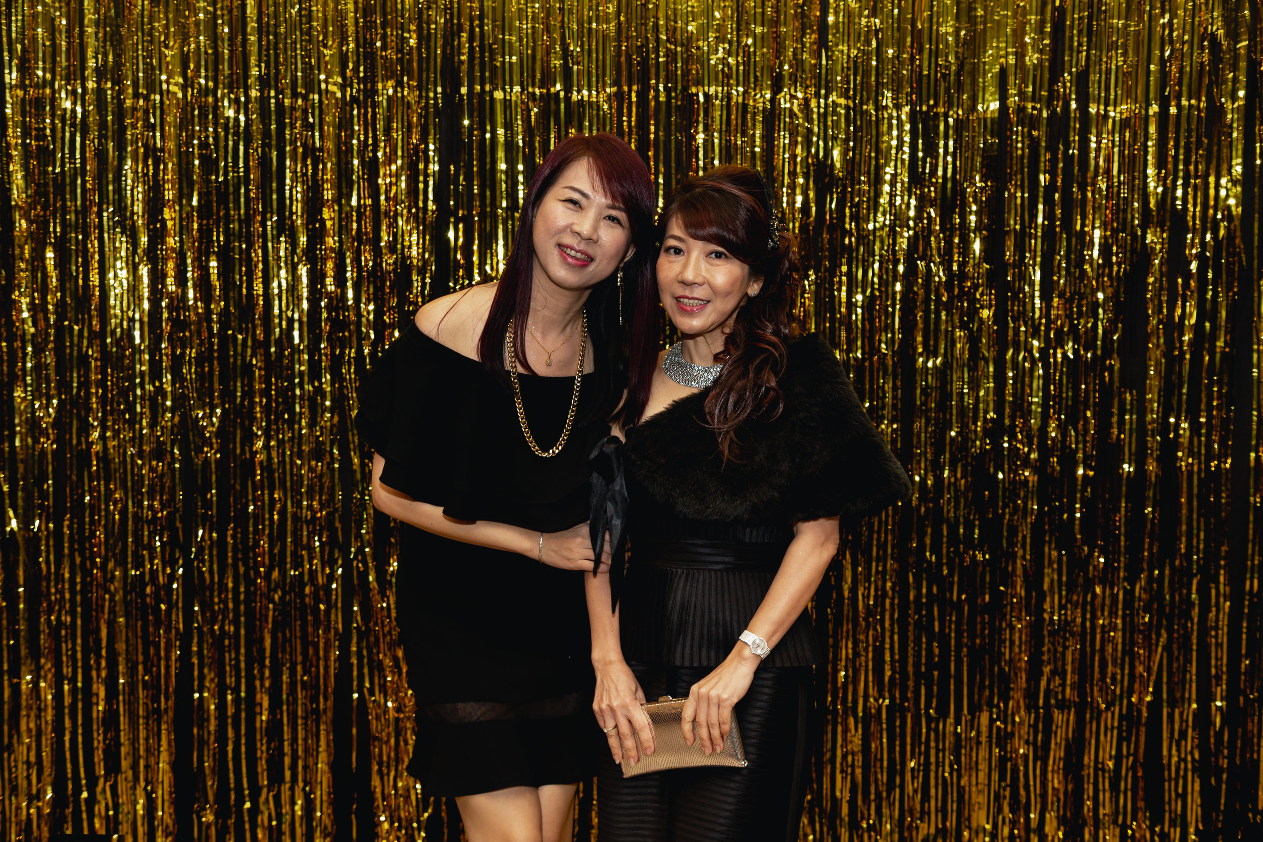 Photo Booth - No event is complete without a photo booth. Double the fun and triple the memories with our photo booths that give your guests the photos of their lifetime!