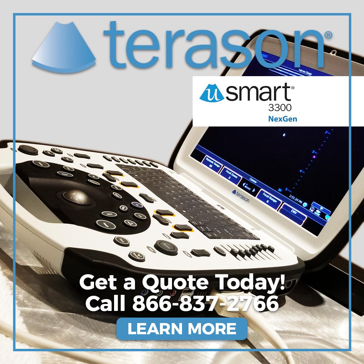 Copy of Copy of Terason Ultrasound