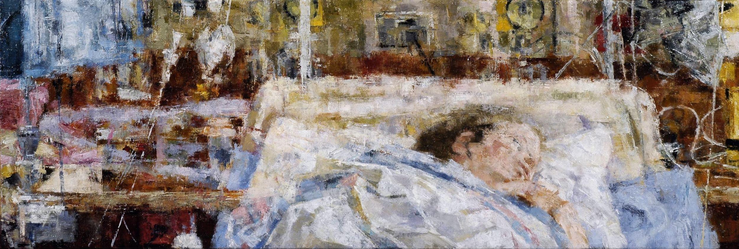 Sarah Sleeping - 2003