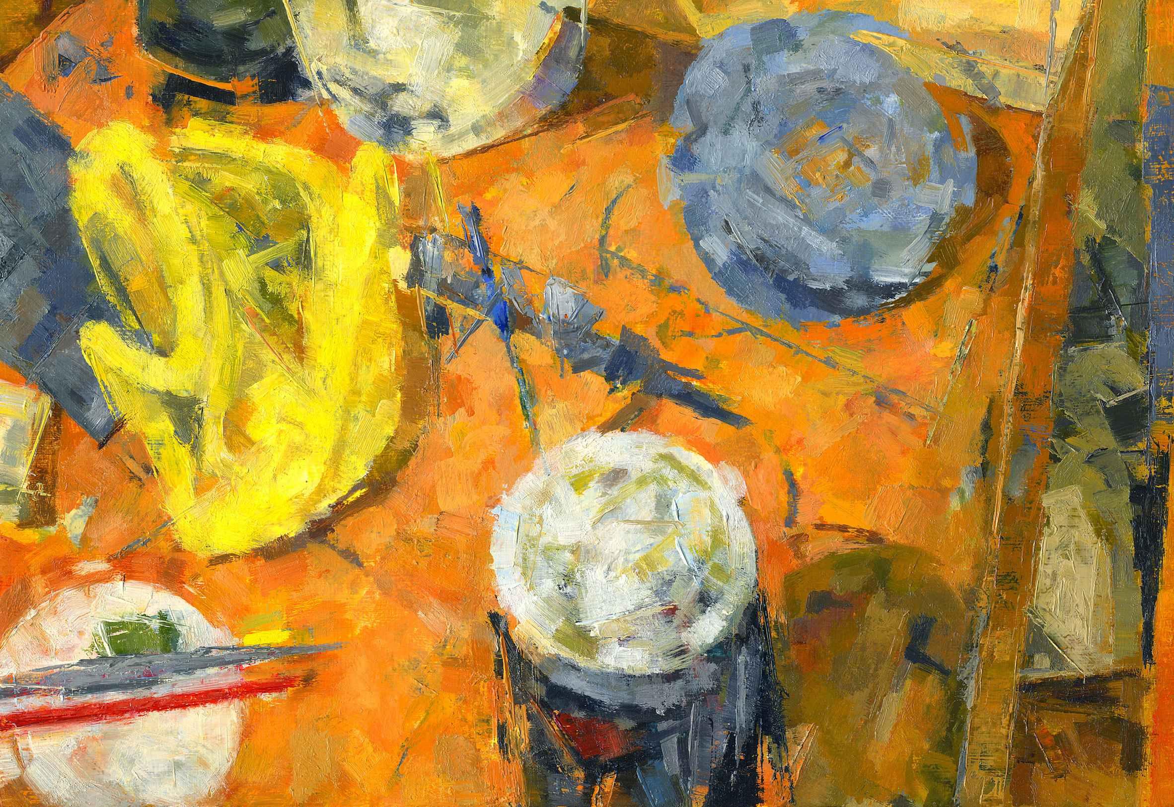 Yellow Scourer - 2003