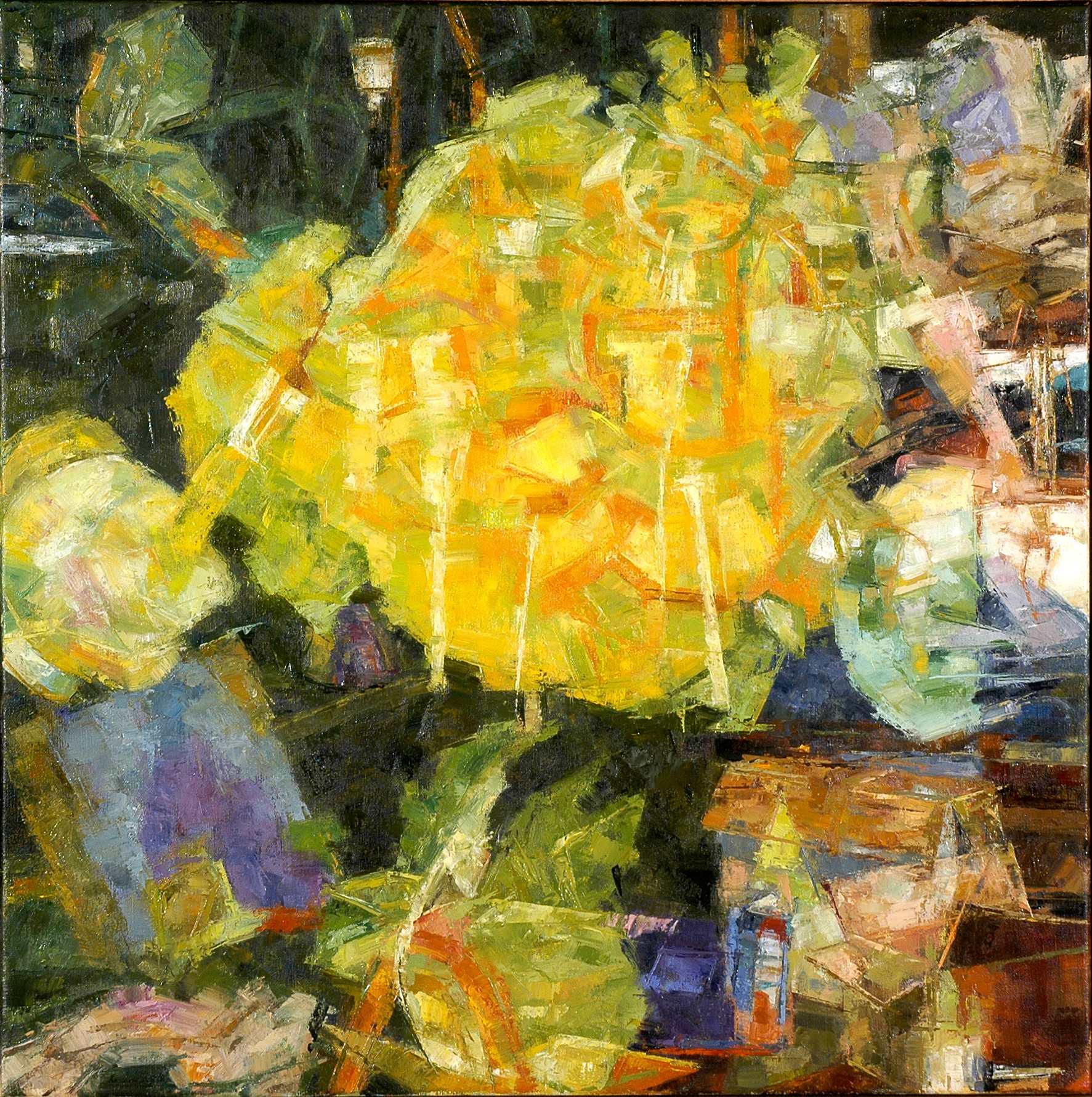 Begonia and Interior - 2006