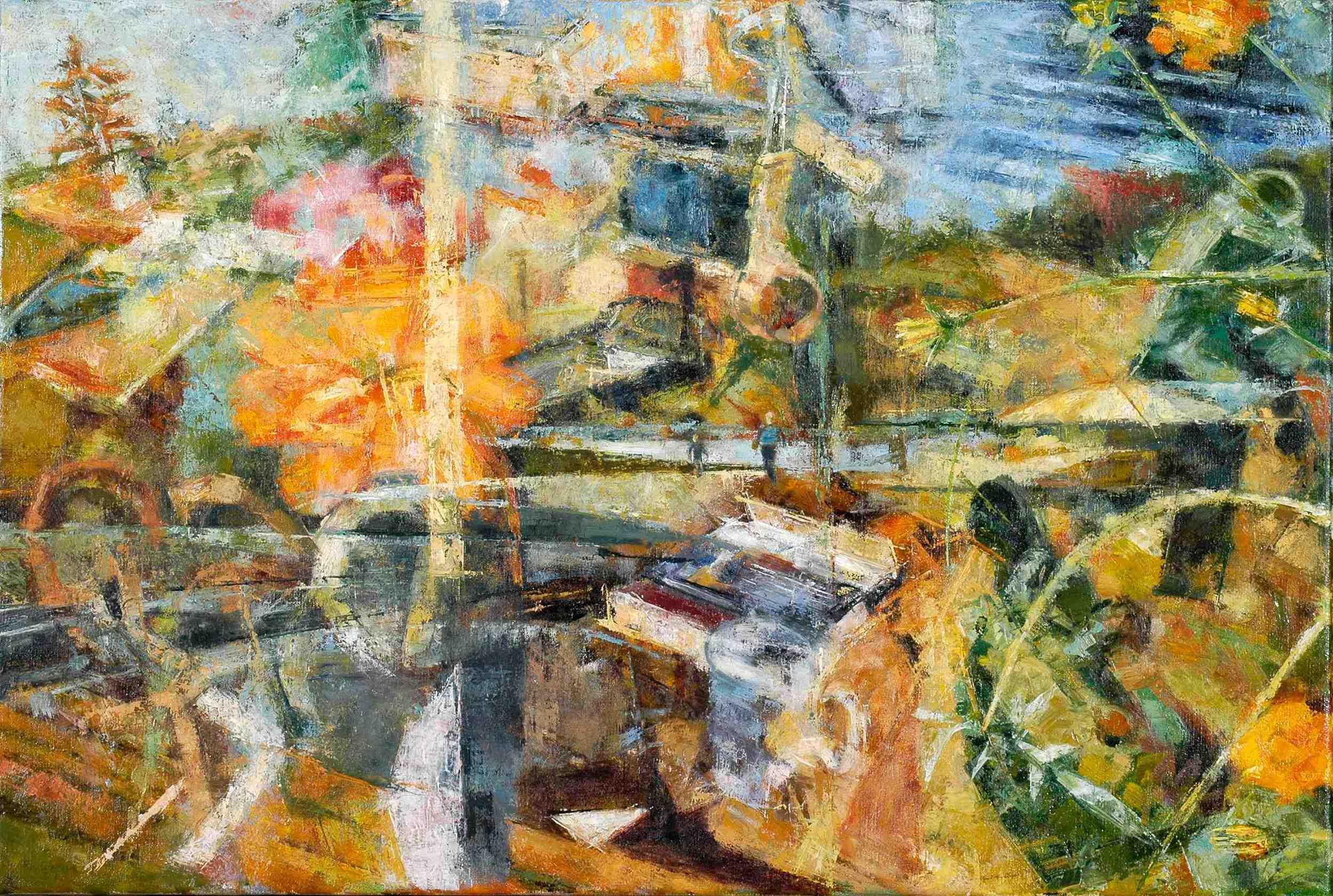 Landscape and Still Life - 2007