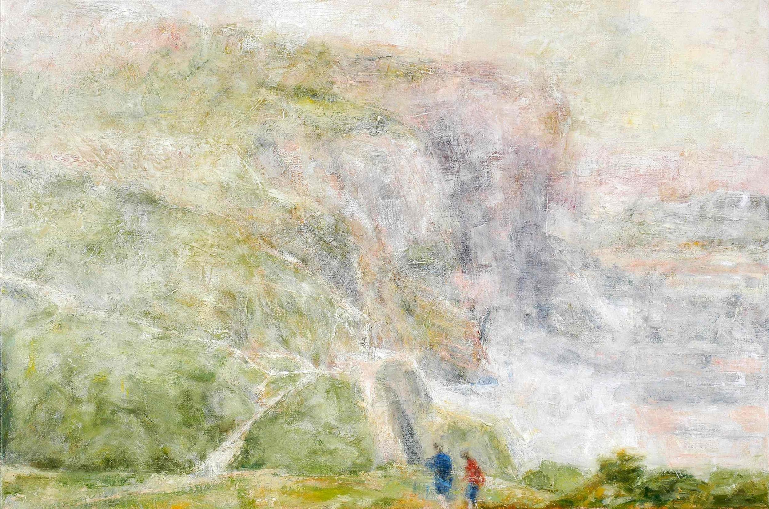 Cliffs and Children - 2007