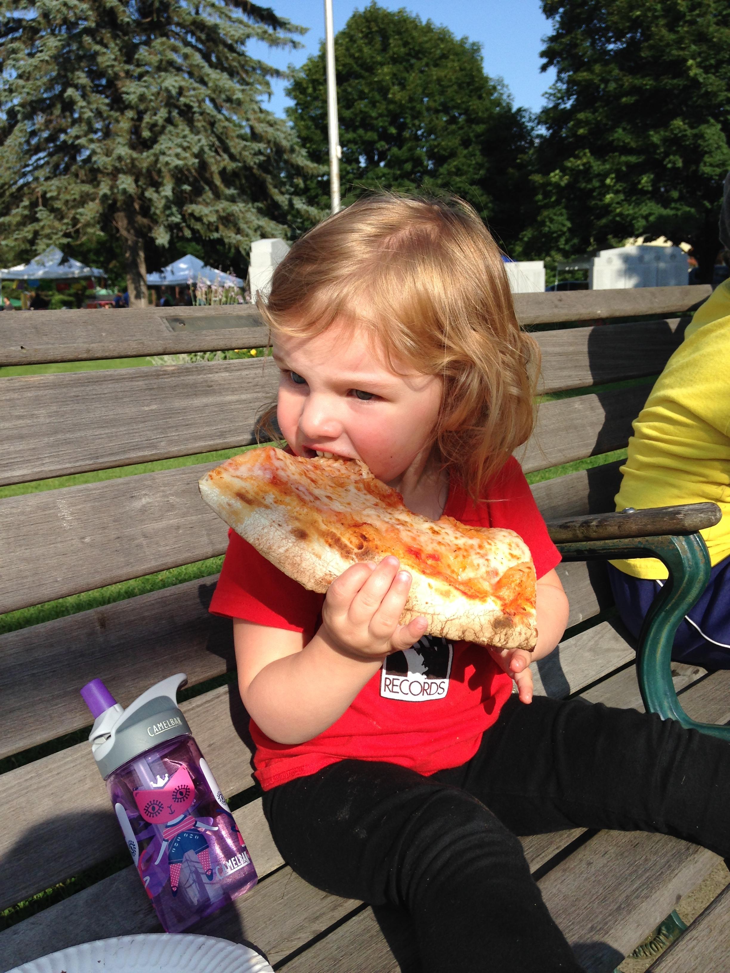 pizza truck vermont