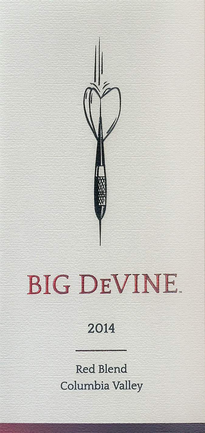 Big DeVine   Collaborating with designer Jenny Paulo, I helped develop a marketing plan for Rainier Wine's newest brand: Big DeVine.With three varietals in the lineup, I worked to build content and generate collateral.
