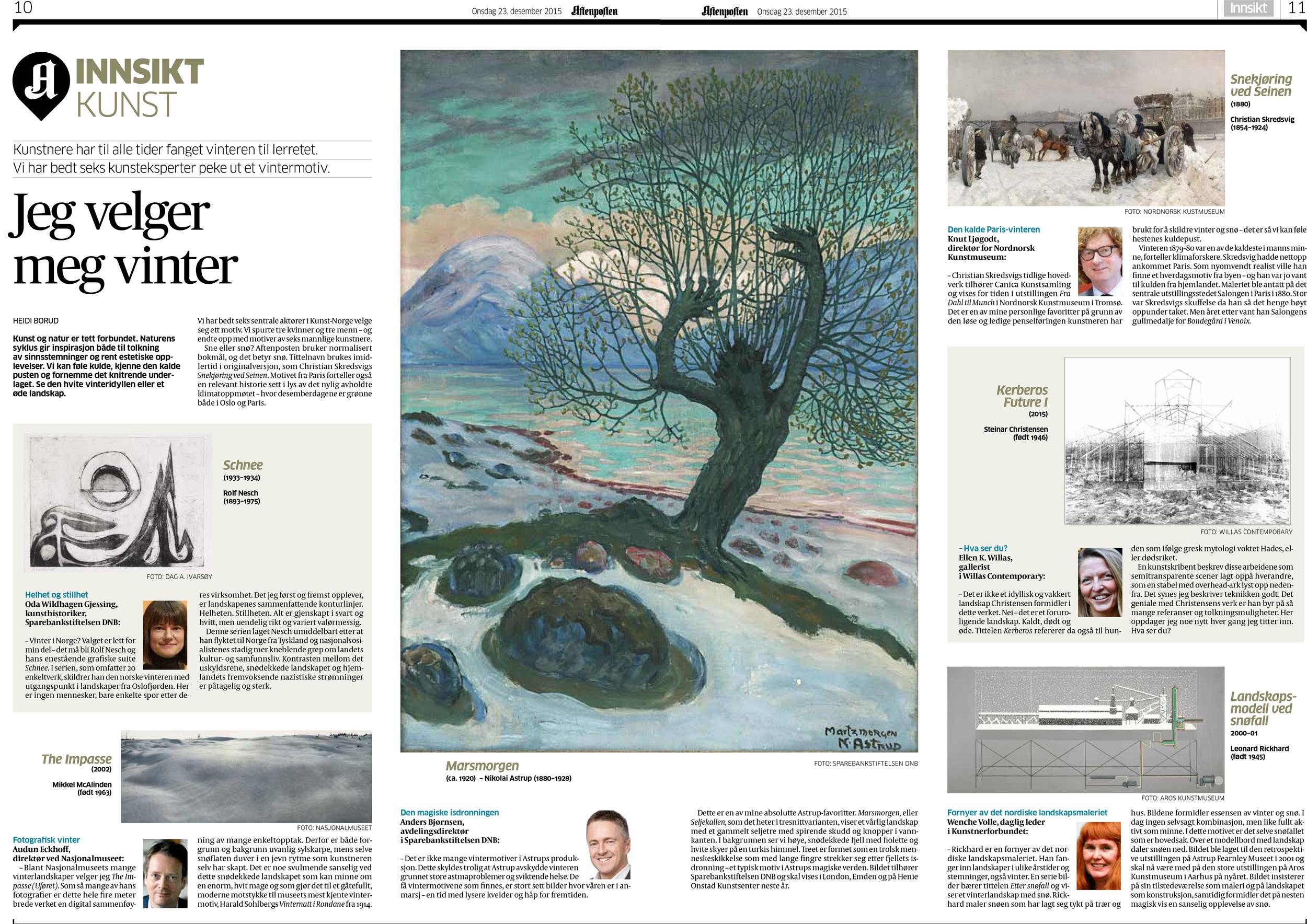 23.12.2015 Aftenposten 6 kunsteksperter.jpg