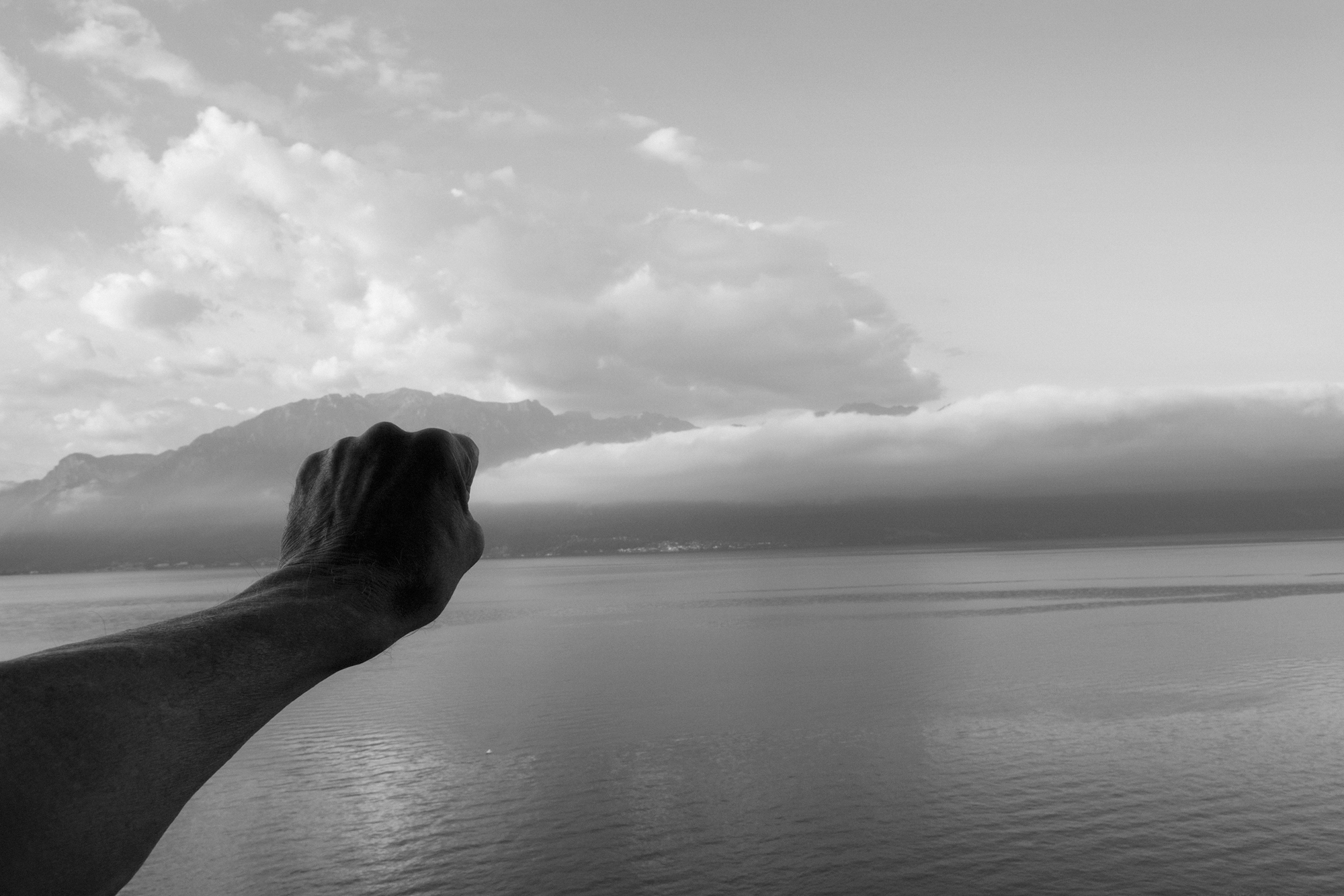 Arno Rafel Minkkinen - Cloudcatcher 2014
