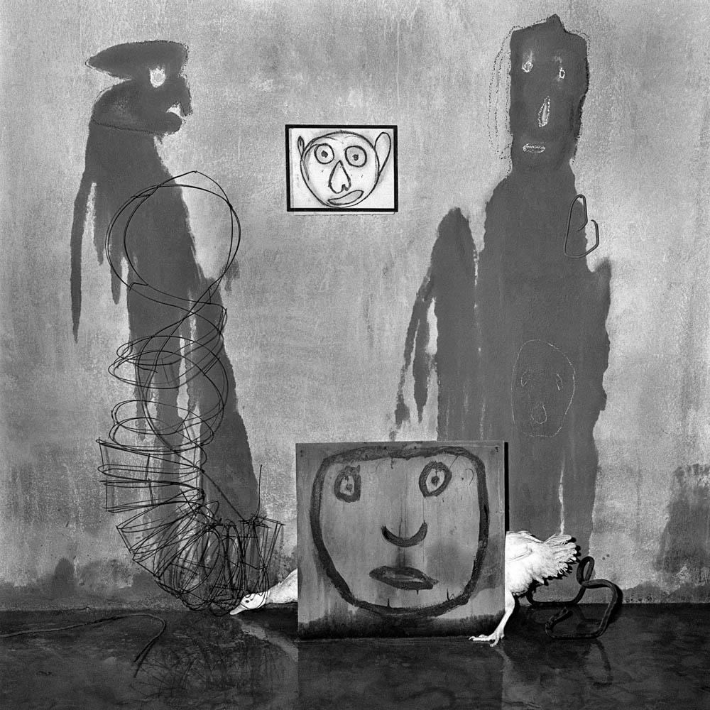 Roger Ballen - Transformation - 2004