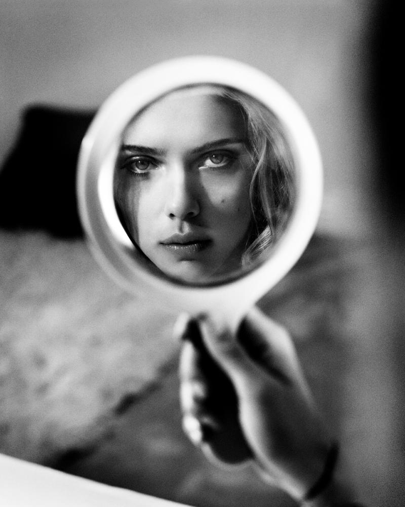 Scarlett Johannson - Reflections, 2013