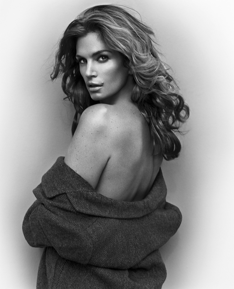 Cindy Crawford Los Angeles 2007