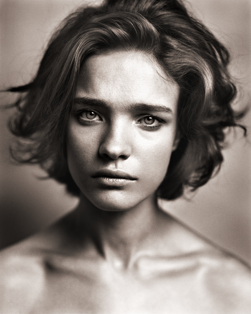Natalia Vodianova - Paris, 2009