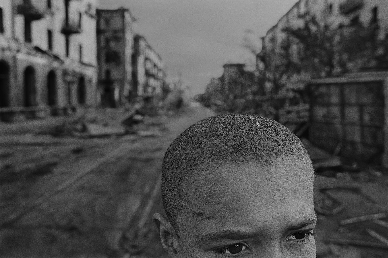James Nachtwey - Grozny, Chechnya 1999