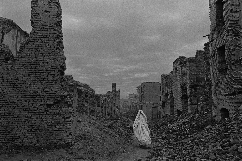 James Nachtwey - Kabul, Afghanistan 1996