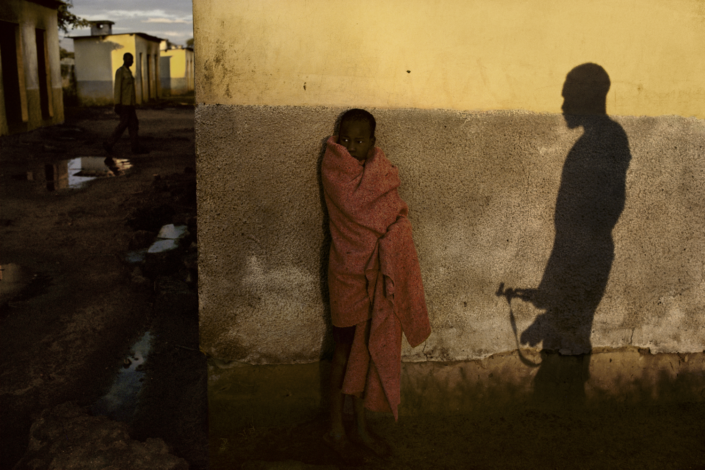 James Nachtwey - Karamoja, Uganda 1986