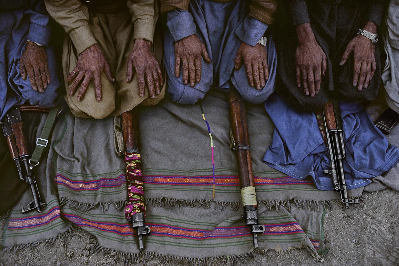 James Nachtwey - Afghanistan, 1986