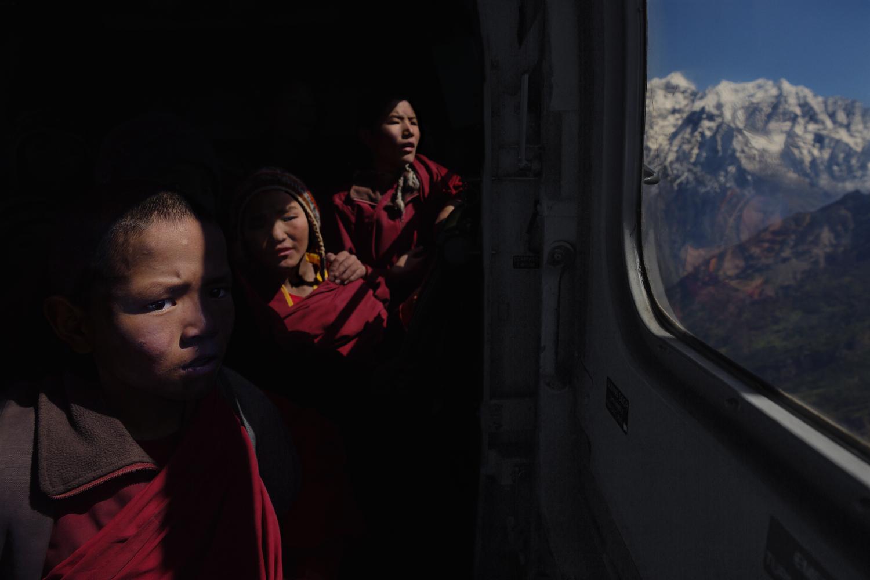 James Nachtwey - Nepal 2015