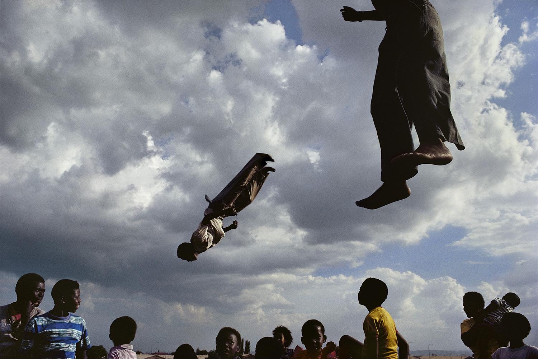 James Nachtwey - Soweto, South Africa 1992