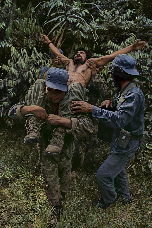 James Nachtwey - San Juan del Norte, Nicaragua 1984