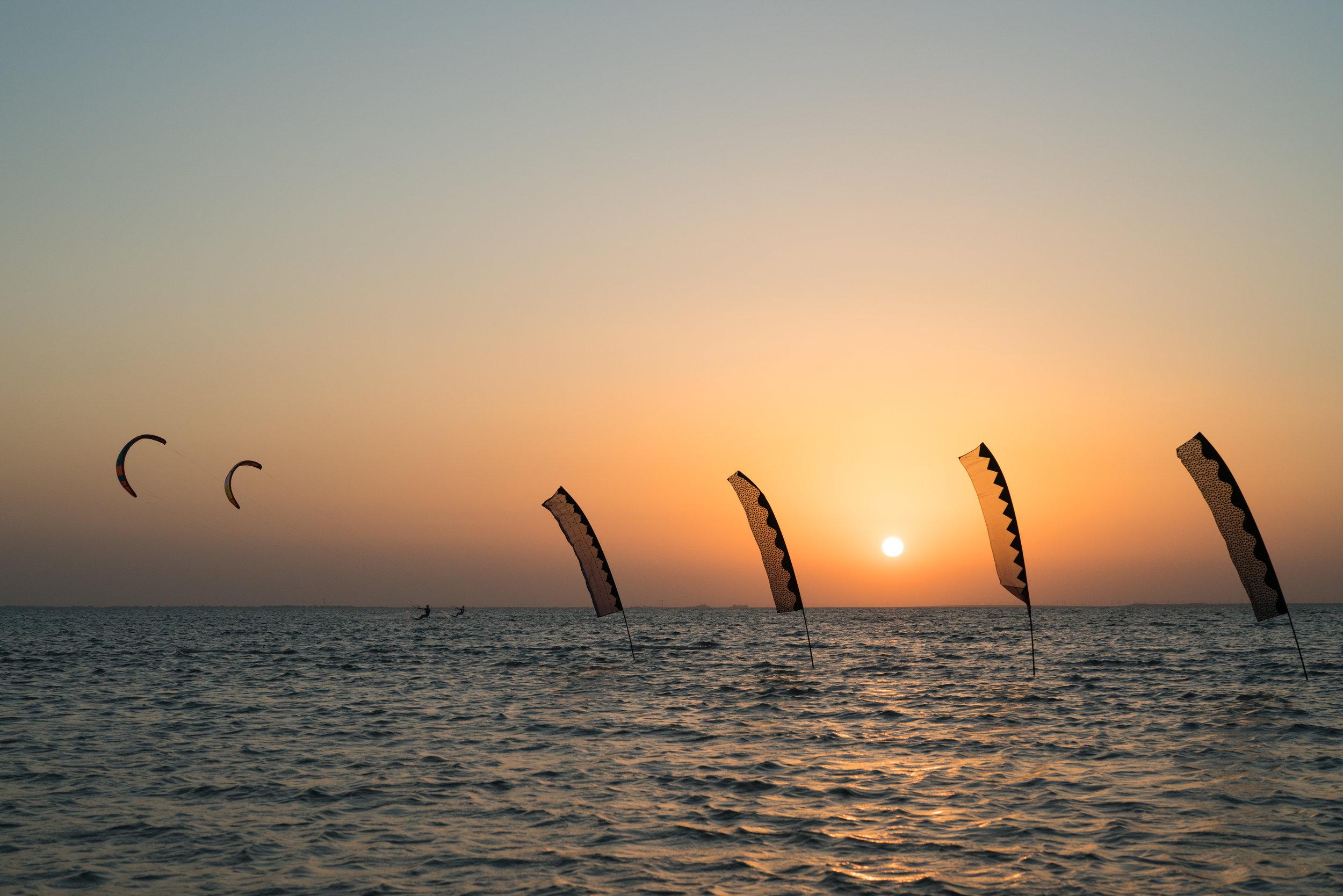 Sunset Session in Saudi