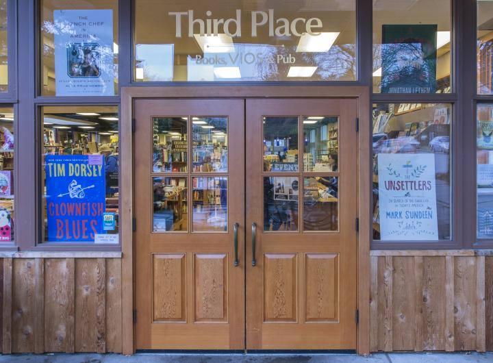 July 13th @ 7 pm Ravena, Third Place Books, Seattle, Wa.