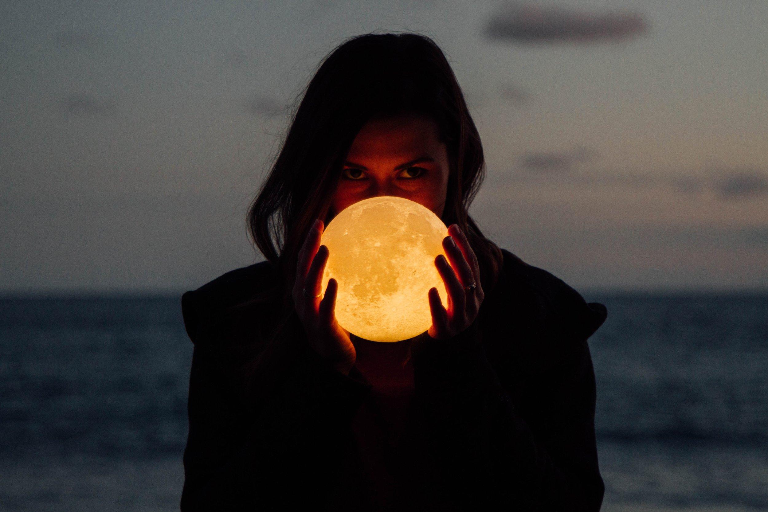full Moon Unsplash
