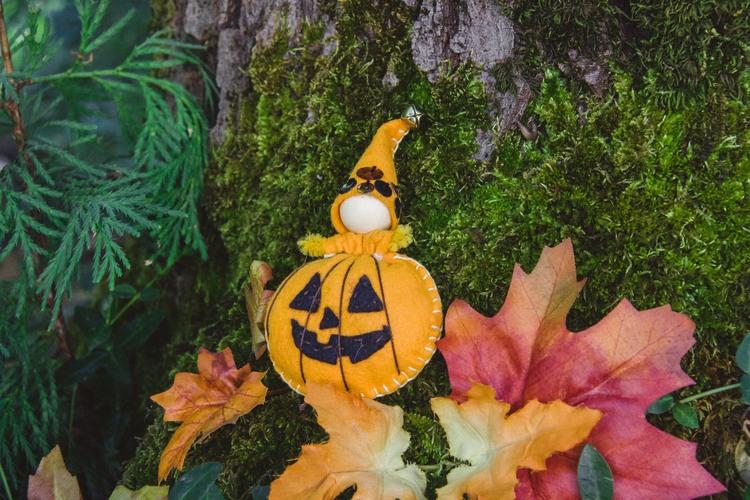 Pumpkin Fairy by Asia