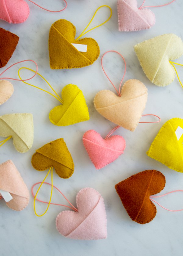 Sweetheart Charms by Purl Soho