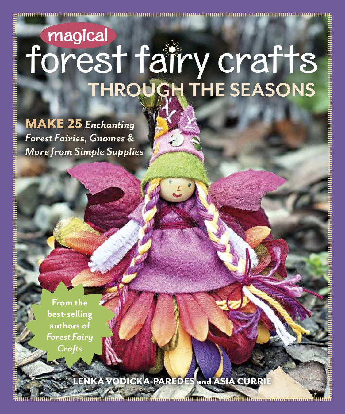 Buy Magical Forest Fairy Crafts through the Seasons on Amazon