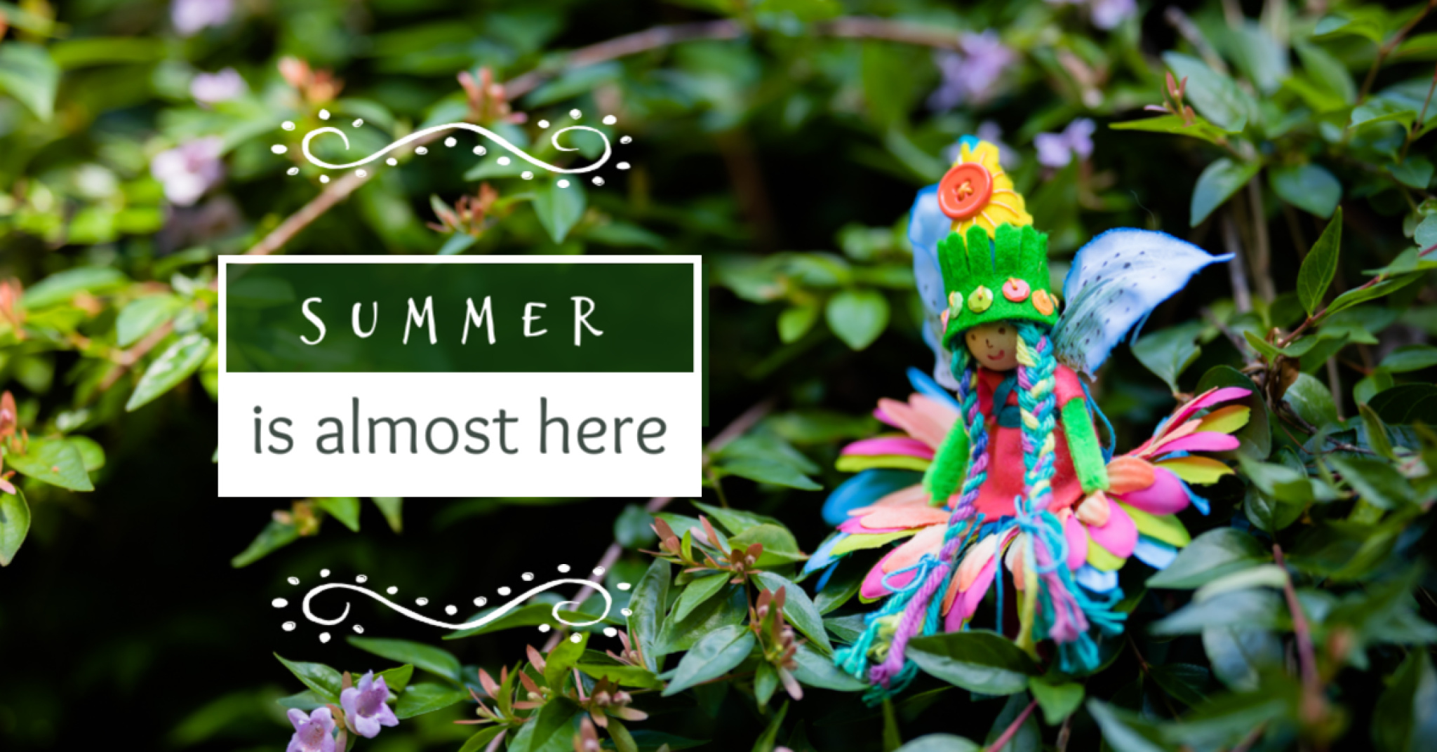Summer is almost here Blog Tour with Forest Fairy Crafts