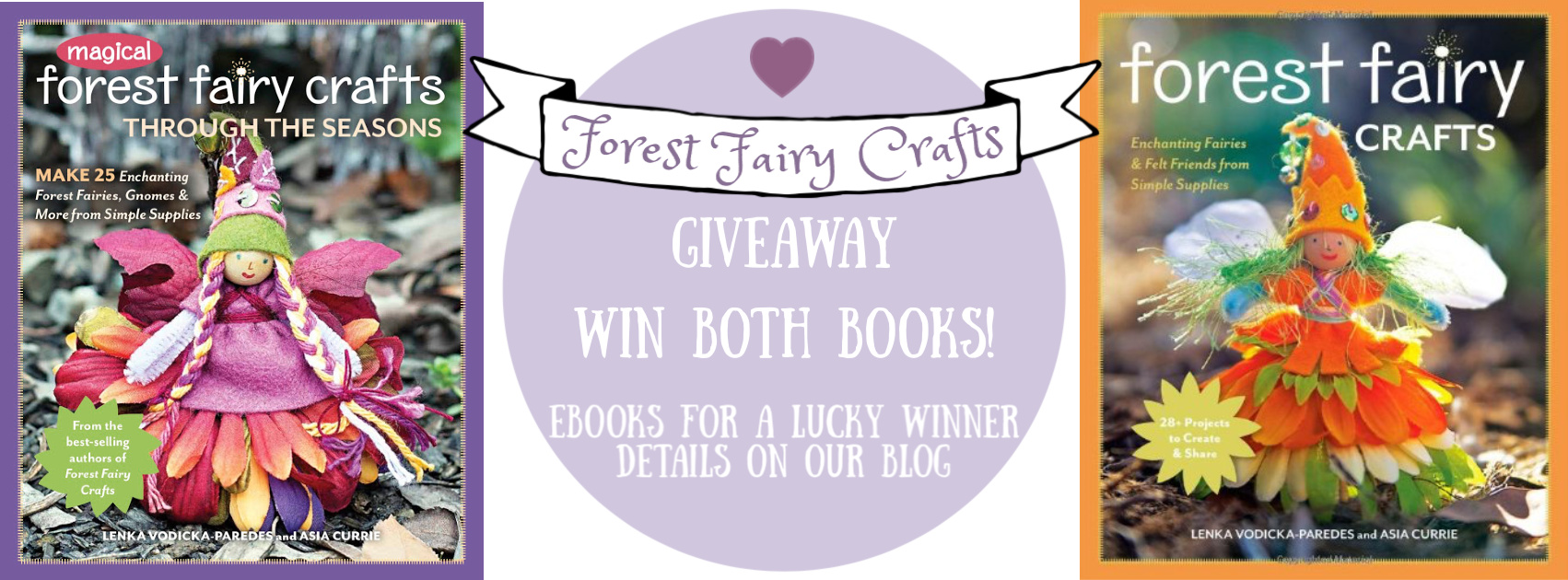 Forest Fairy Crafts Giveaway