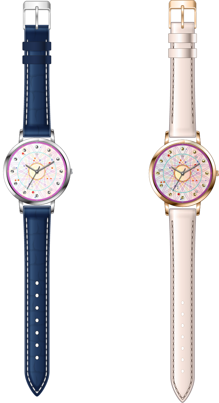 Dream Catcher Watch Design