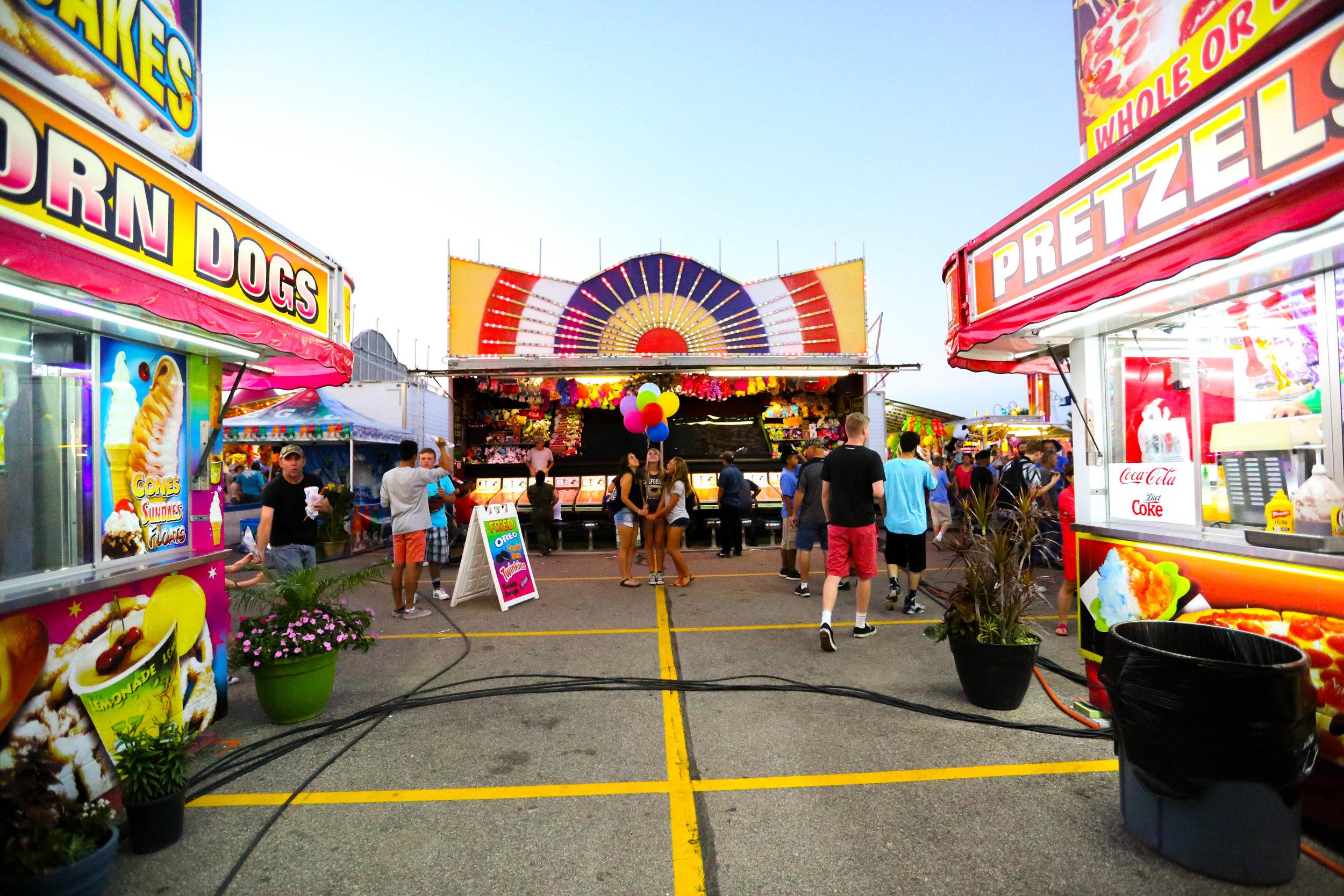County Fair | Best Friend Photoshoot