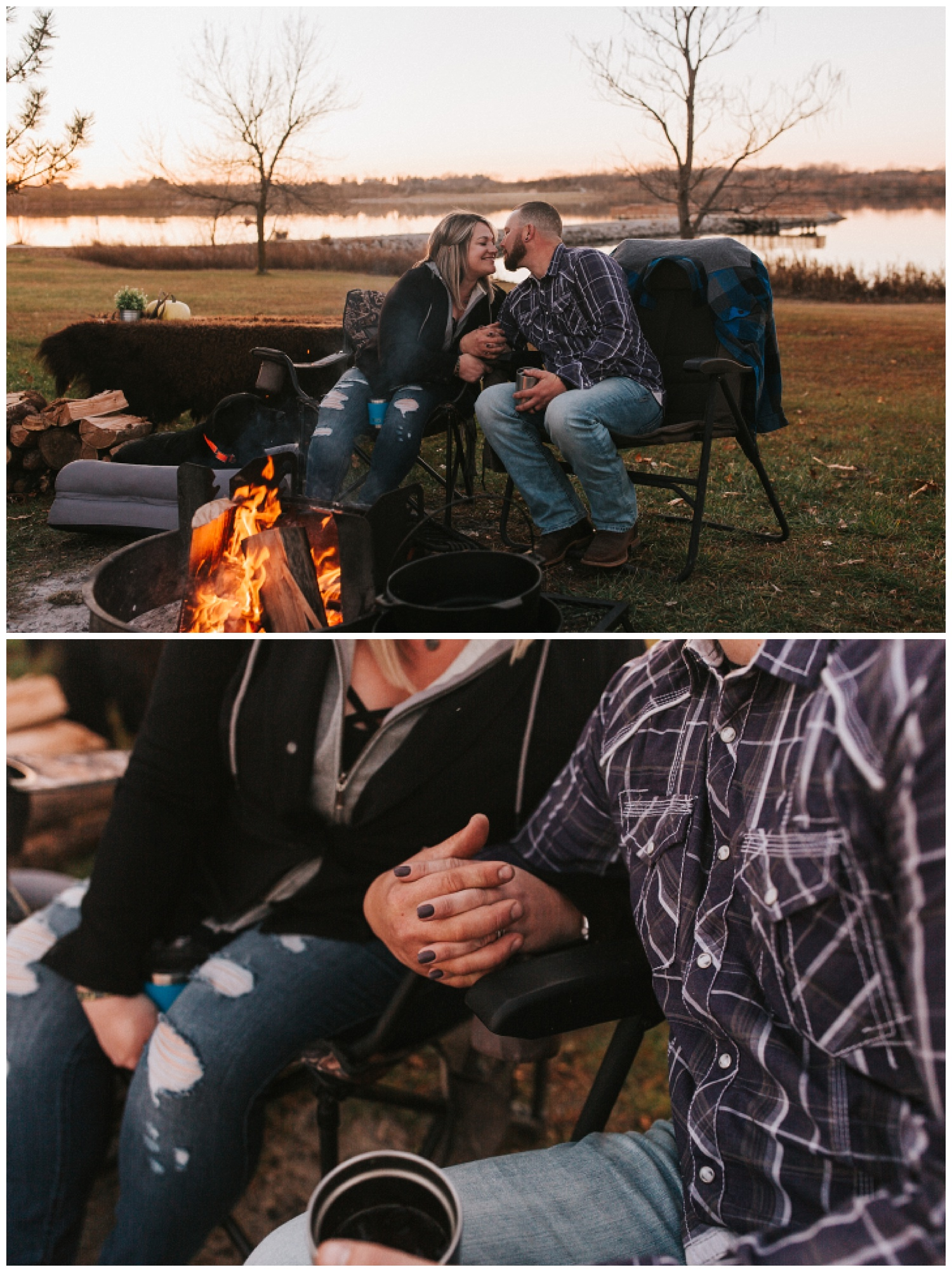 cozy_campfire_campsite_engagement_anniversary_session_nebraska_photographer_haley_chicoine_adventureous_wedding_0025.jpg